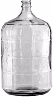 2 X 5 Gallon Glass Carboy For Beer or Wine Making