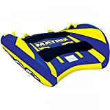 Airhead Unisex Matriz V2esquí acuático, Color Azul/Amarillo