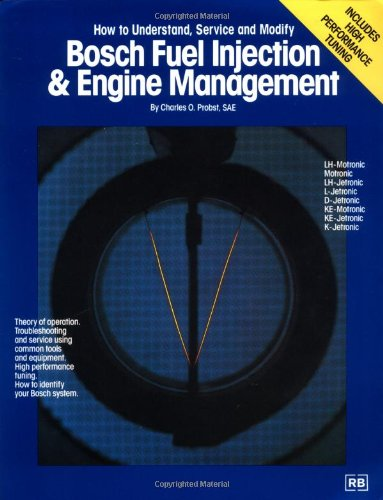 Bosch Fuel Injection and Engine Management: Theory of Operation, Troubleshooting and Service Using Common Tools and Equipment, High Performance Tuning, How to Identify Your Bosch System