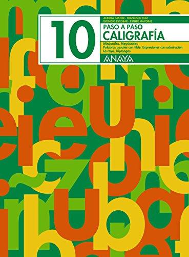 Caligrafía 10 (Paso a paso)