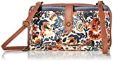 Sakroots Large Smartphone Crossbody, Clay enchanted forest