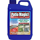 Patio Magic! Concentrate: Ideal for Patios, Paths and Driveways (Kills Algae and Lichens), 5 Litres