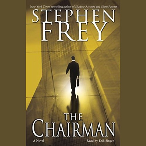 The Chairman audiobook cover art