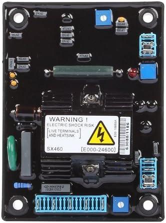 AC marelli avr M16FA655A автоматический регулятор напряжения Стабилизатор Электрический двигатель 220 В регулируемый трехфазный регулятор тока авто регулятор напряжения регулятор регулятор напряжения - AliExpress