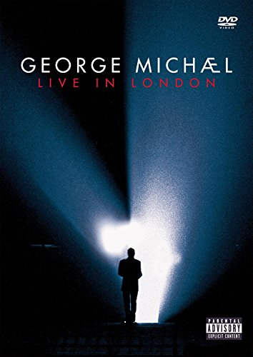 MICHAEL,GEORGE LIVE IN LONDON 2PC