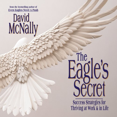 The Eagle's Secret audiobook cover art