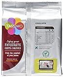 Tassimo Costa Latte Coffee 8 Pods