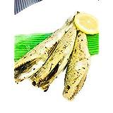 北海道根室産 氷下魚~こまい~一夜干し 1kg (Mサイズ 21~25尾前後入り) さっと焼いて美味
