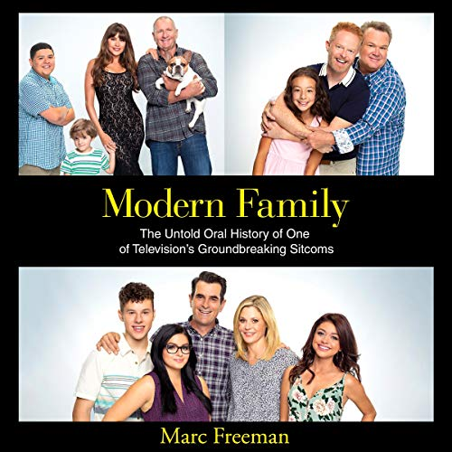 Modern Family audiobook cover art