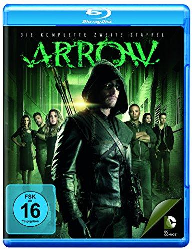 Arrow - Staffel 2 [Blu-ray]