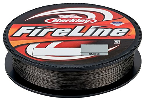 Berkley Fused Crystal Fireline, 10/4 Lb, 125 Yd , Crystal