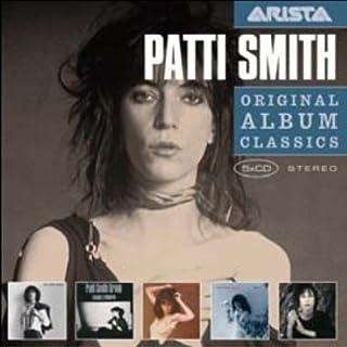 Patti Smith Original Album Classics by PATTI SMITH (2008-07-22)