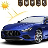 Best Sunshade For Cars - Adoric Life Car Windshield Sunshade Front Window, 500T Review
