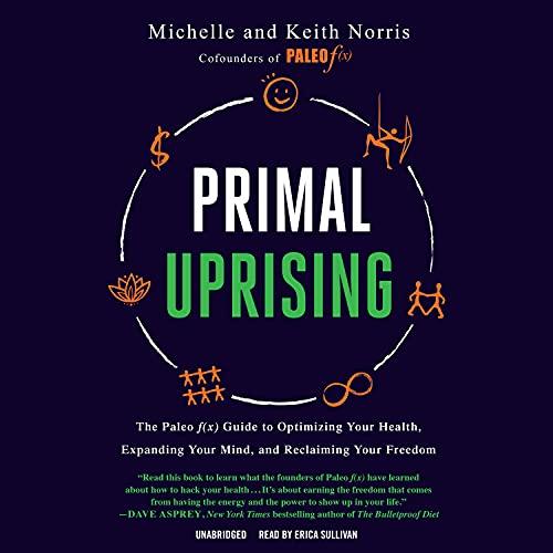 Primal Uprising cover art