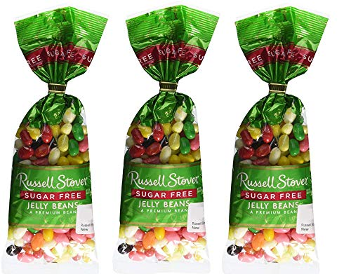 Russell Stover Sugar Free Jelly Beans 7 oz. Bags (3 Pack)