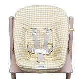 Blausberg Baby - Housse pour Stokke Newborn Set - écailles Jaune