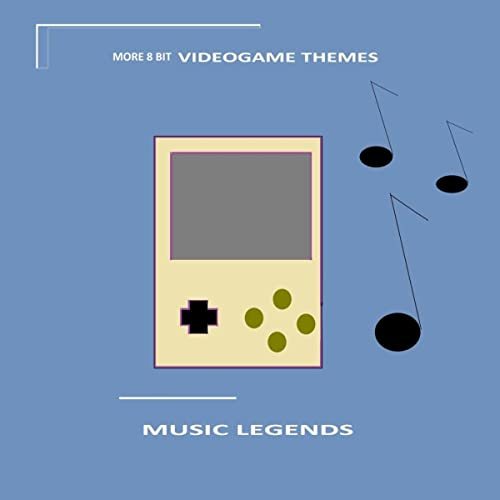 More 8 Bit Videogame Themes by Music Legends on Amazon Music