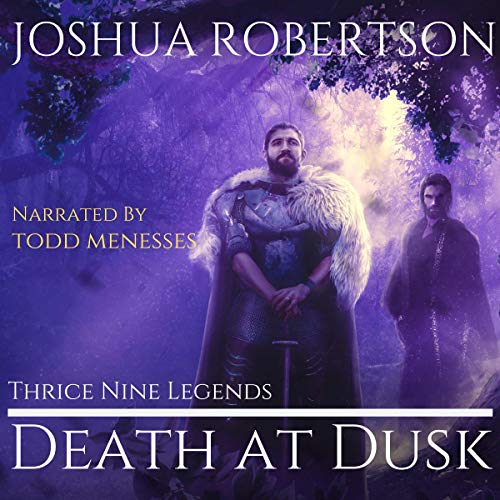 Death at Dusk Audiobook By Joshua Robertson cover art