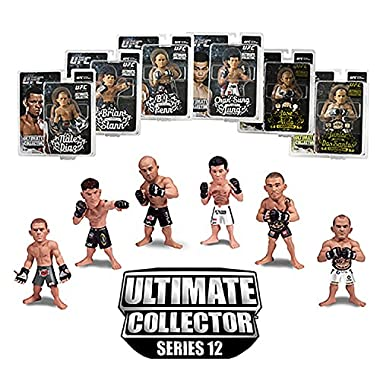 UFC Ultimate Collector 6 Pack Series 12
