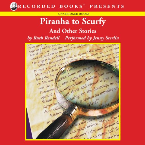 Piranha to Scurfy audiobook cover art