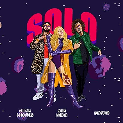 Omar Montes, Ana Mena & Maffio