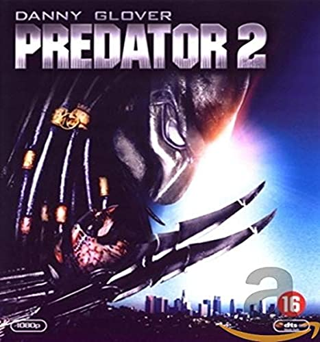 Sconosciuto Blu Ray - Predator 2