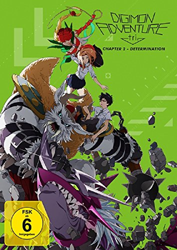 Digimon Adventure tri. Chapter 2 - Determination