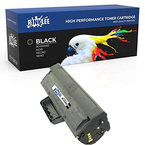 RINKLEE MLT-D1042S Cartucho de Toner Compatible para Samsung ML-1660 ML-1665 ML-1670 ML-1675 ML-1860 ML-1865 ML-1865W SCX-3200 SCX-3201 SCX-3205 SCX-3205W | Alta Capacidad 2500 Páginas | Negro