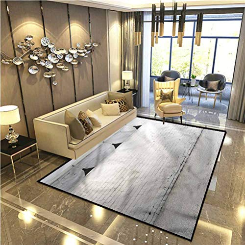 Abstract Kids Rugs Living Room Rugs Rugs for Living Room Modern Minimalist Cute Room Decor Baby 3 x 5 Ft