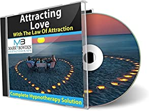 Attracting Love With The Law Of Attraction Hypnosis / Hypnotherapy CD - Using the real science behind the Law of Attraction to position you to attract love into your life!