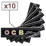 feuille a rouler ocb slim et tips x 10