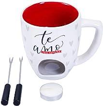 Caneca fondue - amor infinito