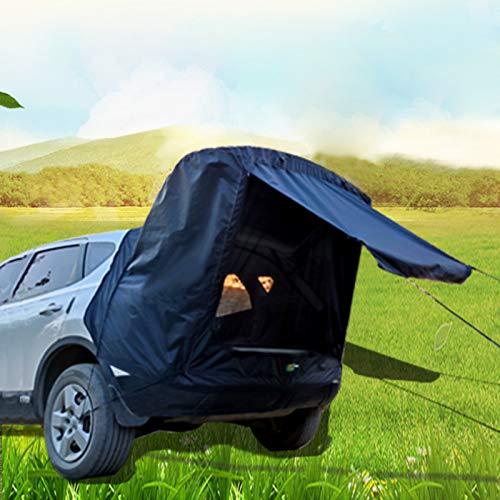 SUV-Zelt Kofferraumzelt Regenfestes Auto-Überdachung Tragbares Wohnmobil-Anhänger-Zelt Für Strand, SUV, Camping, Outdoor