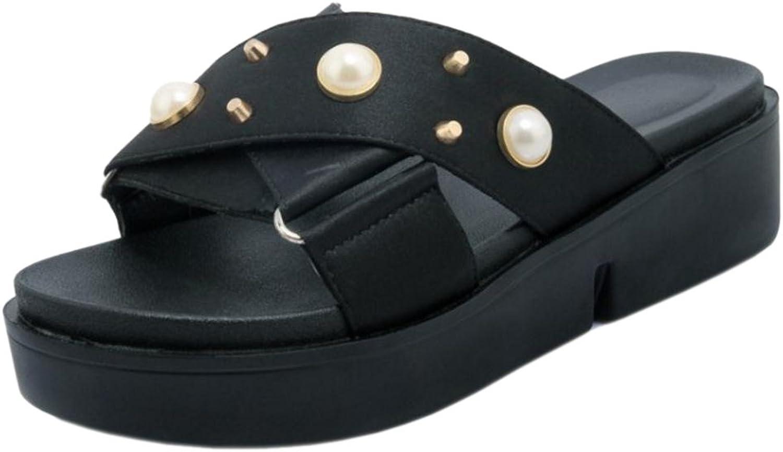 RizaBina Women Slide Sandals shoes Heels