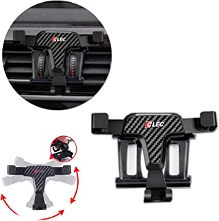GTINTHEBOX Smartphone Cell Phone Mount Holder with Adjustable Air Vent Clip Cover for 2015 2016 2017 2018 2019 BMW X5 X6 (3.5-6.0 Inches Phone)