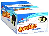 SWEET RINGS - Delicious white cake frosted with chocolate INCREDIBLY TASTY - An on-the-go snack for morning, day or whenever your sweet tooth calls HAVE A TREAT FOR BREAKFAST - Powdered Sugar, Chocolate Frosted, Glazed, Double Chocolate, Crunch, and ...