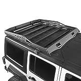 Hooke Road Hard Top Cargo Basket Roof Rack Luggage Carrier...