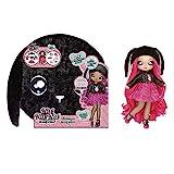 Na Na Na Ultimate Surprise, Incluye Muñeca de Moda con Pelo Cepillable, Ropa y Accesorios de Diseñador, Black Bunny