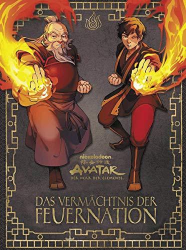 Avatar – Der Herr der Elemente: Das Vermächtnis der Feuernation