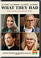 What They Had [DVD]