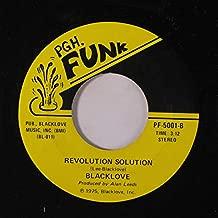 revolution solution / music is designed