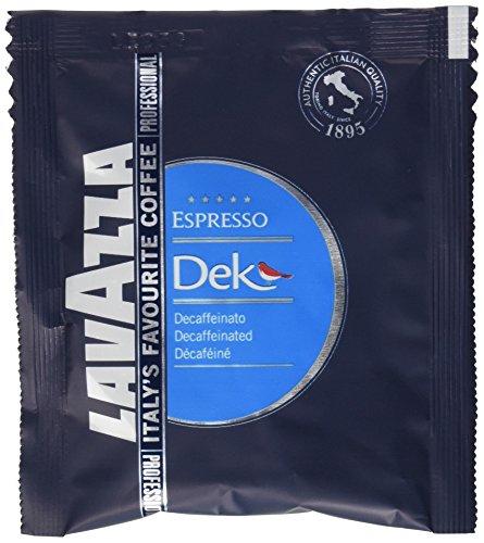 40 Lavazza Dek Decaf Espresso Pods in Bulk Packaging