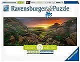 Ravensburger Puzzle 1000 Piezas, Sol sobre Islandia, Puzzle Panorama, Colección Fotos y Paisajes, Puzzle para Adultos, Rompecabezas Ravensburger de óptima calidad, Puzzles Paisajes Adultos
