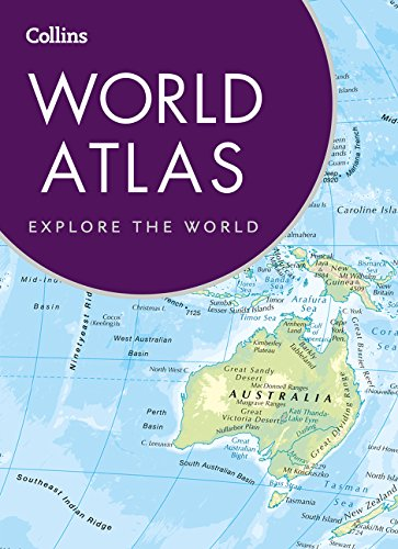 Collins World Atlas: Paperback Edition Idioma Inglés