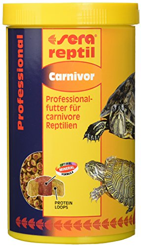 sera reptil Professional Carnivor 1.000 ml