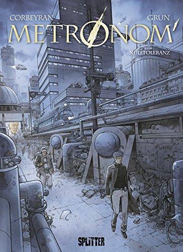 Metronom: Band 1. Null Toleranz