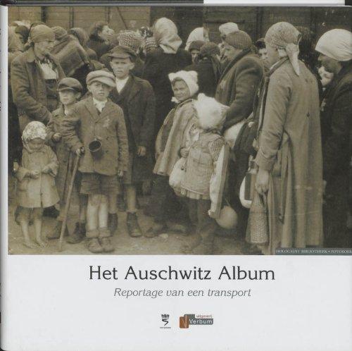 Het Auschwitz Album: reportage van een transport (Verbum Holocaust bibliotheek)