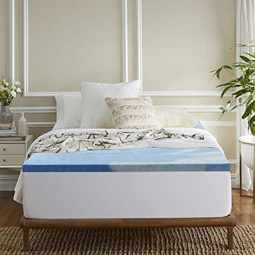 Top 10 Best my pillow mattress topper twin size Reviews