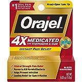 Orajel Instant Pain Relief Gel