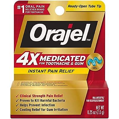 Orajel Instant Pain Relief